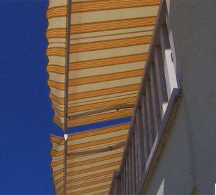Balkon der Pension Viko Pension Viko