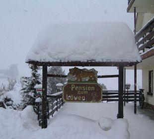 Pension Löwen im Schnee - 2 Gasthaus Löwen