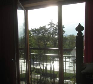 Großes Fenster Lindner Park-Hotel Hagenbeck