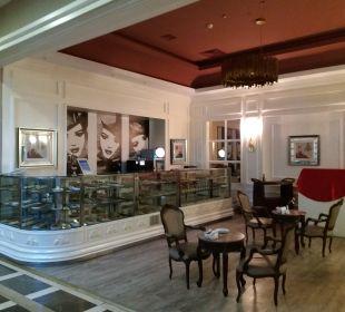 Lobby Hotel Delphin Diva Premiere