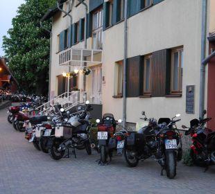 Gästehaus, Biker Willkommen AKZENT Berghotel Rosstrappe