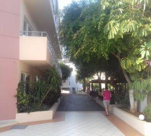 Hotel Garten Eurohotel Katrin Hotel & Bungalows