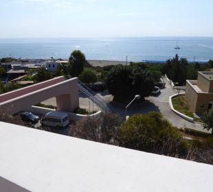 Weg zum Strand Hotel Mitsis Rhodos Village & Bungalow