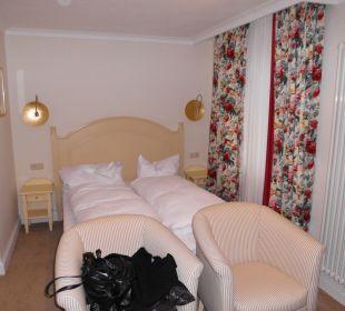 Unser kleines Doppelzimmer Nr. 317 Strandhotel Heringsdorf