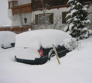 Wo ist unser Auto? Landhaus Sammer Hotel Garni
