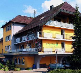 Außenansicht Hotel Hotel Traube