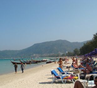Вид на море Hotel Coconut Village