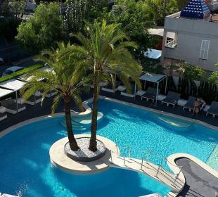 Poollandschaft Hotel Astoria Playa Adults Only