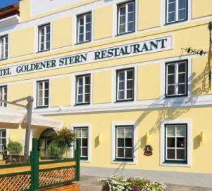 Das Romantik Hotel Goldener Stern Hotel Goldener Stern
