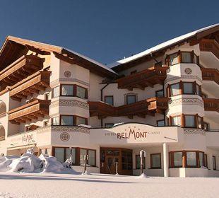 Hotel Belmont Winter Hotel Garni Belmont