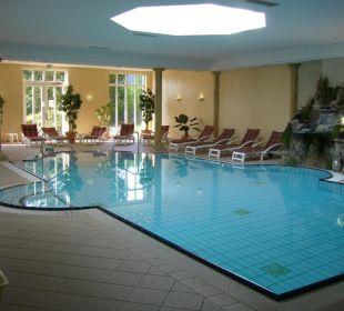 Pool Romantik Hotel Bösehof