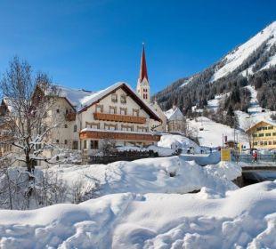 Gasthof Bären Holzgau Skifahren und Langlaufen Gasthof Bären
