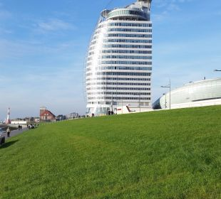 Deich + Hotel im-jaich boardinghouse bremerhaven