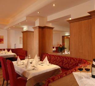 Speisesaal Hotel Alpenroyal