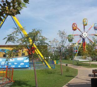 Lunapark für Kinder Sherwood Dreams Resort