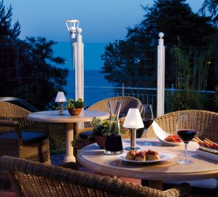 Terrasse Hotel Travel Charme Kurhaus Sellin