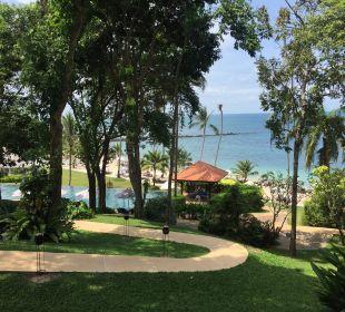 Gartenanlage Belmond Napasai