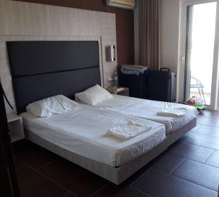 Schlafzimmer Hotel Karavos