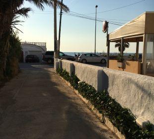 Außenansicht Hotel Casa Pepe