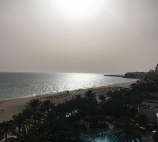 Schön der Ausblick  ROBINSON Club Jandia Playa