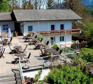 Gartenanlage Hotel Landhaus Knura