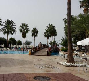 Pool mit Bar Neptun-einfach toll Hotel Club Kastalia