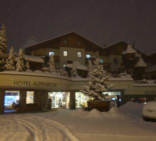 Hotelanlage - Powderhausn Leading Family Hotel & Resort Alpenrose