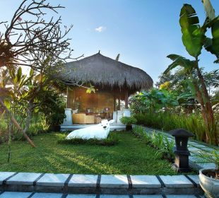 Lobby Hotel Nandini Bali Jungle Resort & Spa