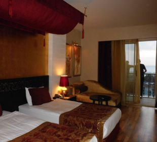 Tolle Zimmer im Hotel Horus Paradise Luxury Resort Club