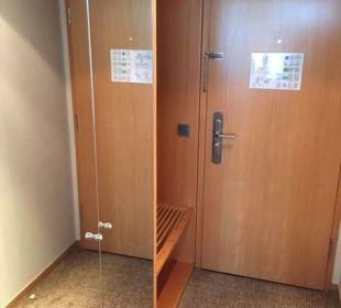 Vorraum K+K Hotel Fenix