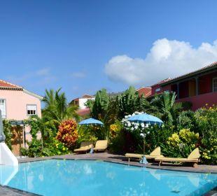 Pool Hotel Hacienda de Abajo