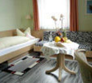 Einzelzimmer Hotel Sonne