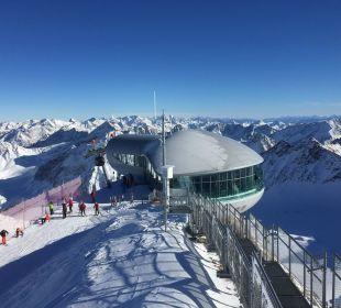 Höchste Bergstation Österreichs Hotel Gundolf
