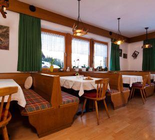 Gastraum Alpengasthof Köfels