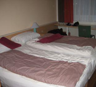 Doppelzimmer Hotel Ibis Koblenz City