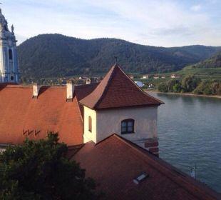 Ausblick von # 27 Hotel Schloss Dürnstein