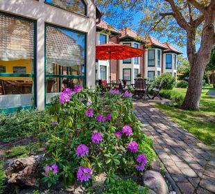 Gartenanlage Hotel Nussbaumhof