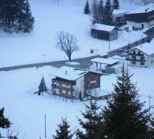 Winterwanderung Pension Alpenblick