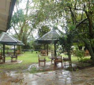 Raucherzone Hotel Lake Nakuru Lodge