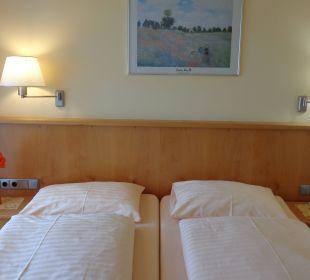 Zimmer B-Reihe Hotel Ottenstein