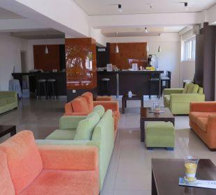 Hauptbar abends Eurohotel Katrin Hotel & Bungalows