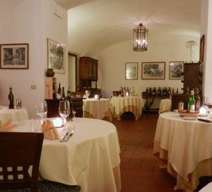 Speisesaal für Dinner Hotel & Wine Resort Villa Dievole