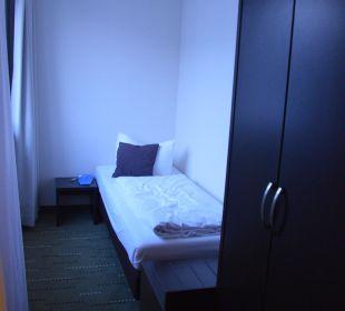 Seperater Kinderschlafraum Best Western Hotel am Spittelmarkt