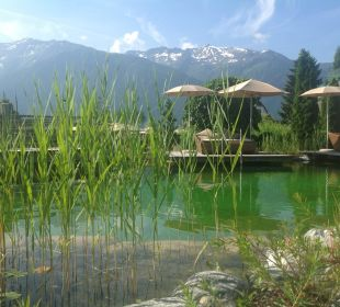 Badesee Alpenresort Schwarz
