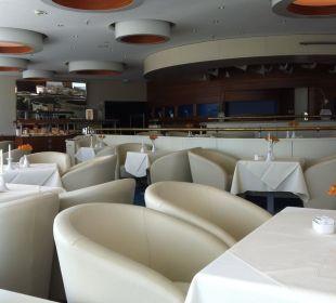 Hotelbar in der obersten Etage Hotel Neptun