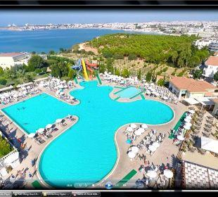 Main pool daytime 3 Hotel Palm Wings Beach Resort