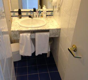 Badezimmer Hotel Anabel