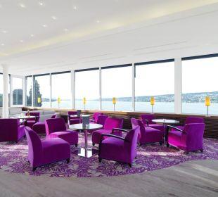 Lounge au Lac im 5. Stock mit traumhafter Seesicht Hotel Meierhof