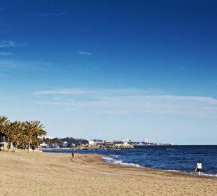 Playa a 250 m Hotel San Cristobal
