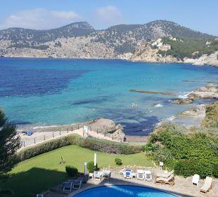 Vom Balkon aus Olimarotel Gran Camp de Mar